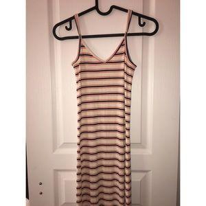 ⭐️BOGO⭐️ Garage Bodycon Ribbed Midi Dress